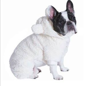 Ugg pet onesie